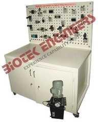 Training Equipment In Industrial Pneumatics