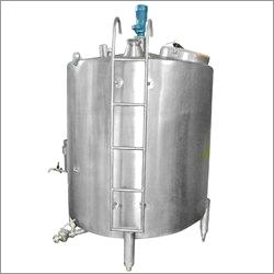 Vertical Steel Storage Tank