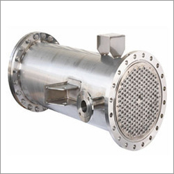 Shell Tube Type Heat Exchangers