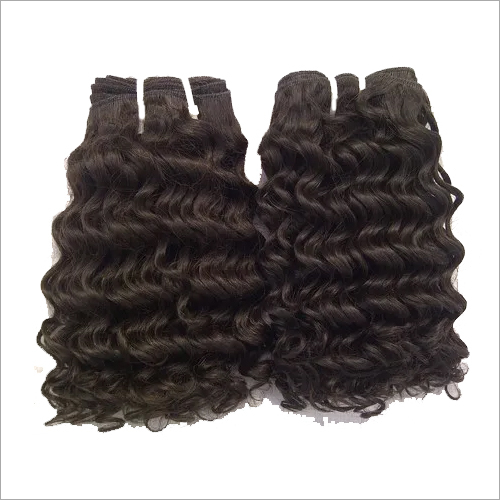 Steam Processed Deep Wave Virgin Hair