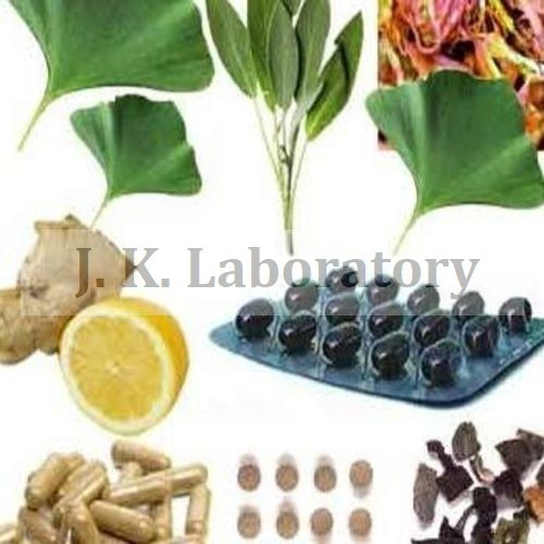 Herbal Product Testing Services