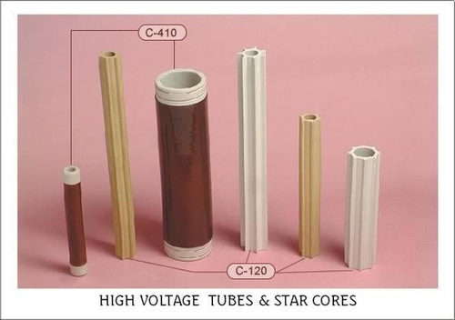 High Voltage Tubes & Star Cores