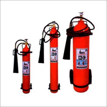 Co2 Mobile Fire Extinguisher