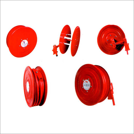 Compact Type Hose Reel Drum