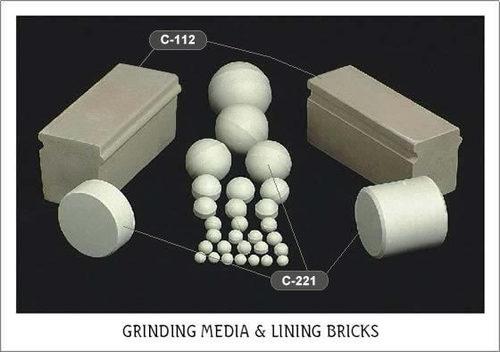 Grinding Media & Lining Bricks