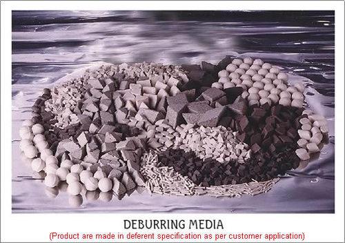 Deburring Media