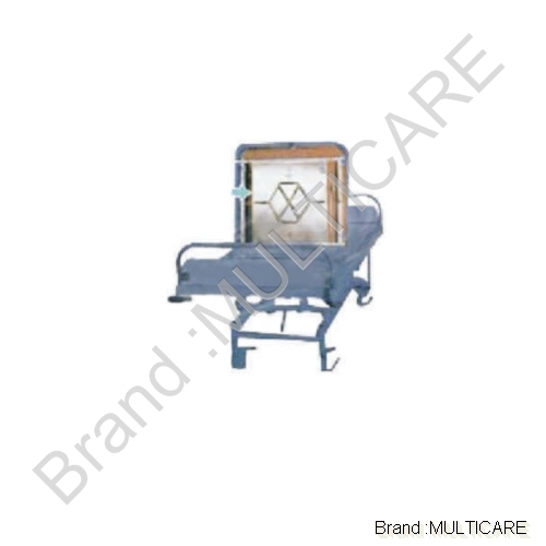 X-Ray Permeable Back Rest Section