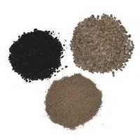 Activated Carbon and Sand