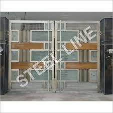 Stainless Steel Gates Doors