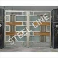 Stainless Steel Gates Doors
