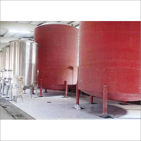 MS Tank and pressure vessels