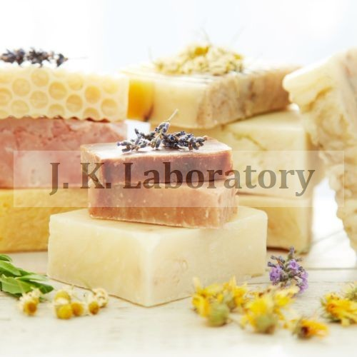 Soap Product Testing Services.