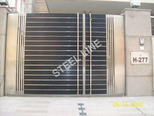 SS Designer Doors