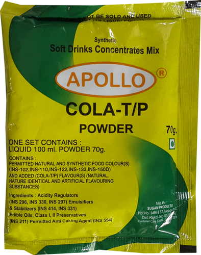 Cola-T/P Powder Soft Drink Concentrate