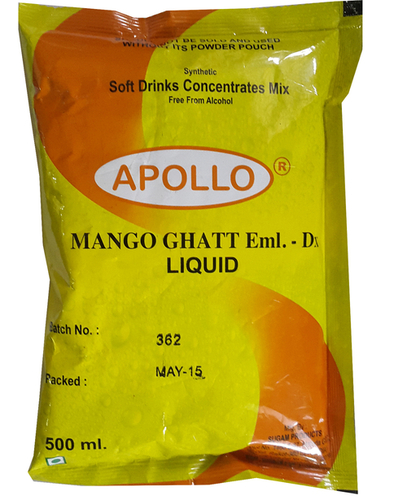 Mango Ghatt Soft Drink Concentrate