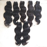 Body Wave Brown Hair