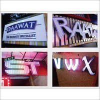 Exclusive Led Sign Board