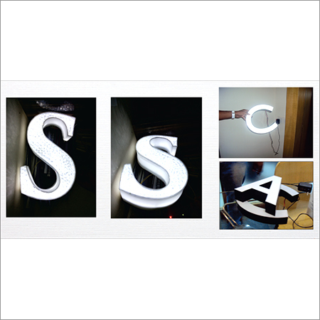 Acrylic 3D Letters
