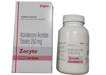 Zecyte 250mg Tablet 120'S