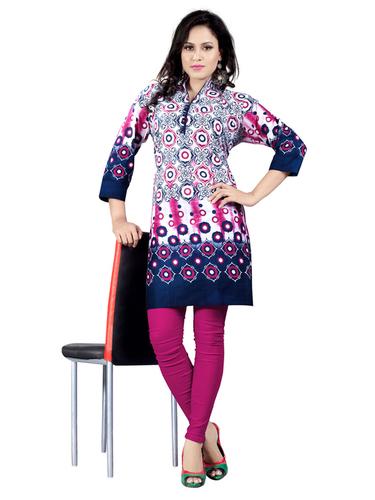 Beautiful Designer cambric Cotton Kurti