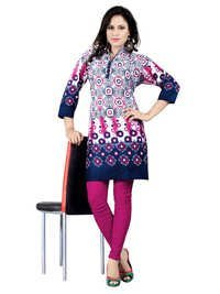 Latest Multi Designer Cotton Kurti