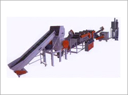 PE PP Film Cleaning Line