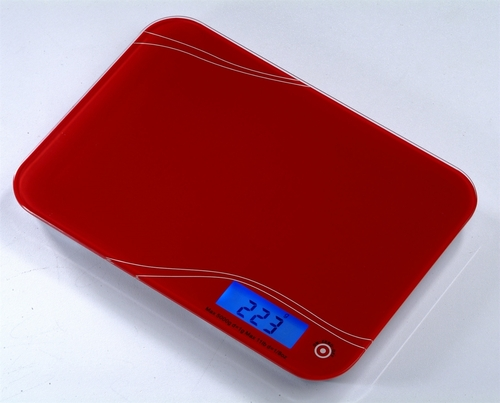 5Kg Digital Lithium Glass Kitchen Food Scale