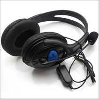 big headphones headset bilateral PS4 Gaming Headset gaming eaphone for computer headphone with mic