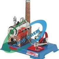 Steam Engine Factory Model