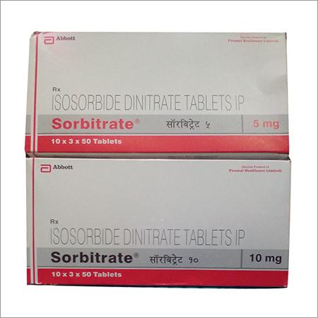 Sorbitrate Oral Drug