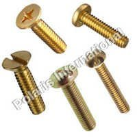 Brass Screws Fasteners