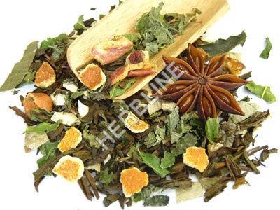 Herbline Roasted Green Tea