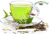 Herbline Green Tea With Leaves