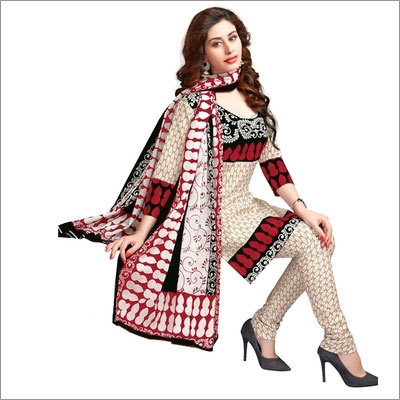 Cotton Salwar Suit Materials
