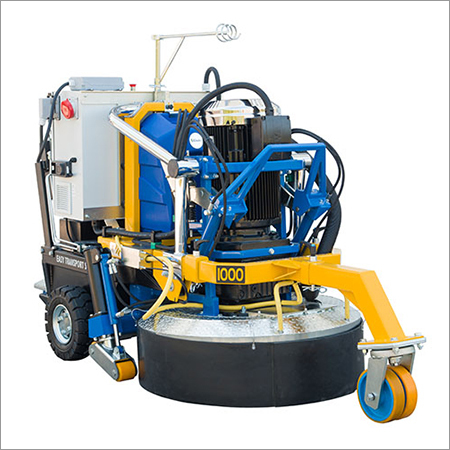 Automatic Floor Grinding Machine