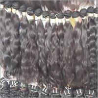 Unprocessed Natural Wavy Hair