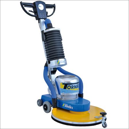 Semi Automatic Floor Polishing Machine