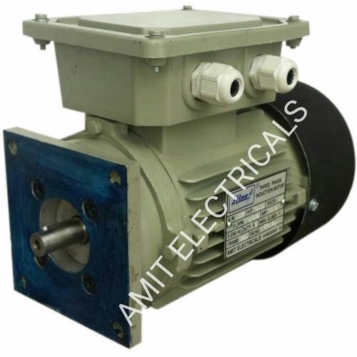 Square Flange Motor