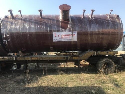 HSD Storage Tanks
