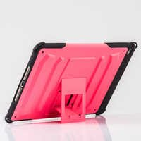 New Tpu+Pc Protective Case Cover with Stand for iPad AIR2