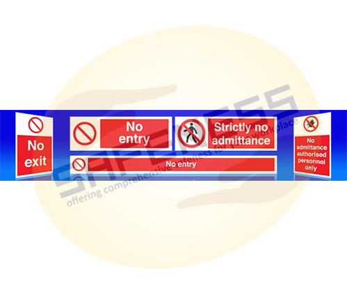 Restricted Access Signs