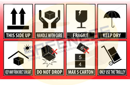 Packing Safety Signs