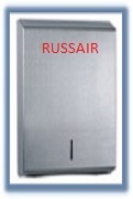 Manual Tissue Dispenser-SS