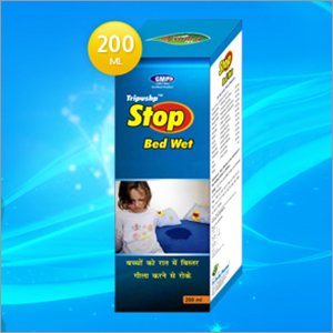 Bedwetting Syrup