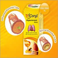 Expectorant Cough Syrup