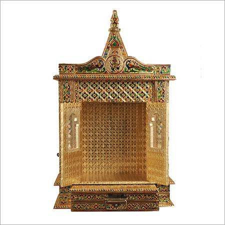 Handicraft Metal Temple