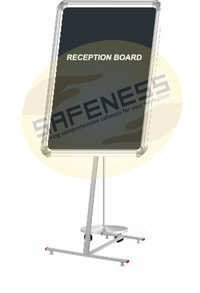 Reception Board Stand