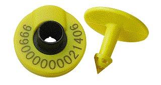 RFID Animal Ear Tags
