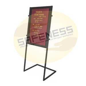 Lobby Board Stand