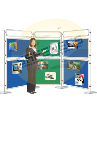 Exhibition Display Systems
